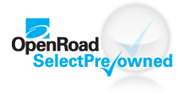 OpenRoad Selected Pre-owned